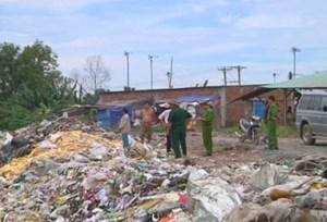 Tăng mức xử phạt hành vi gây ô nhiễm môi trường