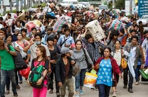 Thái Lan, Myanmar hợp tác giải quyết vấn đề lao động