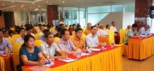 Thanh Hoá: Cần sớm tiến hành tập huấn công tác Mặt trận