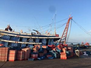 Thêm 1 ngư dân tử vong do ngộ độc khí trong khoang thuyền