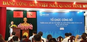 Thêm một ứng dụng gọi xe mang thương hiệu Việt tại TP HCM