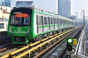 Thêm ưu đãi giá vé tuyến tàu điện Cát Linh - Hà Đông