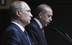Thổ Nhĩ Kỳ xin lỗi Nga vụ bắn hạ máy bay: Ankara chủ trương 'Thêm bạn bớt thù'