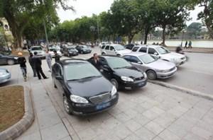Thông tư hướng dẫn khoán kinh phí sử dụng xe ô tô công