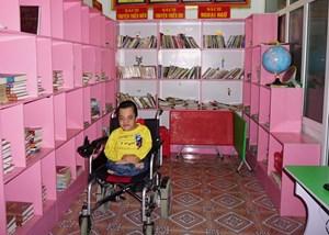 Thư viện của chàng trai xương thủy tinh