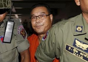 Thượng nghị sĩ đối lập Campuchia lĩnh án 7 năm tù