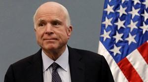 Thượng nghị sĩ John McCain bị ung thư não
