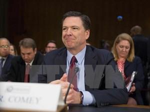 Thượng nghị sỹ đảng Dân chủ chỉ trích Tổng thống sa thải Giám đốc FBI