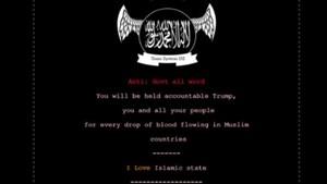 Tin tặc tấn công nhiều trang web của chính phủ Mỹ