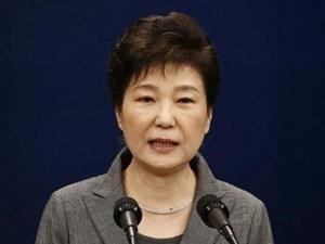 Tổng thống Park Geun-hye chưa sẵn sàng cho cuộc chất vấn trực tiếp