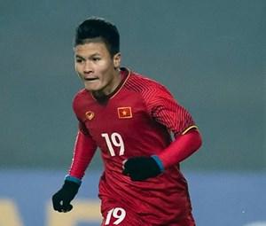 Top 5 cầu thủ chuyền bóng của tuyển Việt Nam: Vinh danh Quang Hải