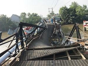 TP HCM: Hơn 550 tỷ đồng xây cầu Long Kiểng mới