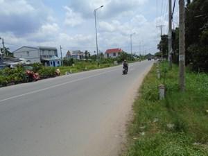 TP Hồ Chí Minh đầu tư gần 700 tỷ  đồng nâng cấp tỉnh lộ 9