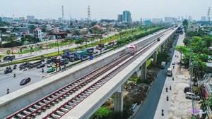 TP Hồ Chí Minh: Điều chỉnh tổng mức đầu tư xây dựng 2 tuyến Metro số 1, 2