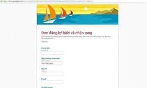 Trang mạng giả danh Bộ Y tế kêu gọi hiến tạng