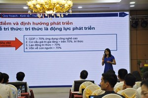 Trí thức Việt tại Pháp tiếp sức cho phát triển Vân Đồn