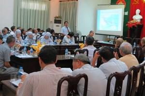 Triển khai dự án quản lý rủi ro thiên tai, bảo vệ môi trường cho các tổ chức tôn giáo