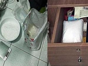 Trùm ma túy Phan Thiết bị bắt trong phòng ngủ