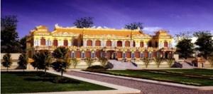 Trung tâm bảo tồn di tích cố đô Huế khởi công phục hồi điện Kiến Trung