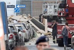 Áo: Nhiều ngôi nhà giữa trung tâm thủ đô Vienna bị sập đổ