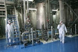 Lãnh đạo Mỹ, Pháp điện đàm về chương trình hạt nhân của Iran