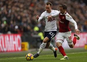 Tứ kết Cúp Liên đoàn Anh: Arsenal đại chiến Tottenham Hotspur