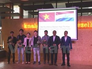 Tưng bừng Đại hội Thể thao ASEAN lần thứ nhất tại Hà Lan