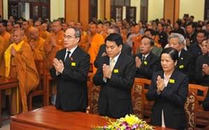 Tưởng niệm Phó Pháp chủ GHPG Việt Nam Thích Chơn Thiện