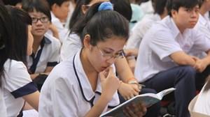Tuyển sinh THPT công lập ở Hà Nội:  Vẫn căng thẳng
