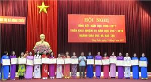 TX Đông Triều (Quảng Ninh): Ngành GD&ĐT triển khai nhiệm vụ năm học mới