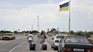 Ukraine cấm người nước ngoài đến Crimea sau cuộc đụng độ trên biển với Nga