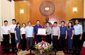Văn phòng Chủ tịch nước ủng hộ đồng bào lụt bão 50 triệu đồng