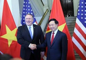 Việt Nam – Hoa Kỳ: Thúc đẩy trao đổi đoàn và tiếp xúc cấp cao