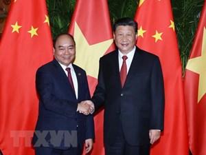 Việt Nam luôn coi trọng phát triển quan hệ bền vững với Trung Quốc