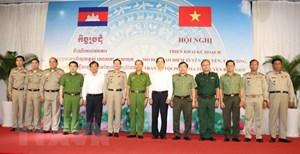 Việt Nam và Campuchia phối hợp trấn áp tội phạm ma túy