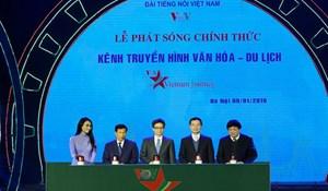 VOV chính thức phát sóng Kênh truyền hình chuyên biệt Văn hoá-Du lịch