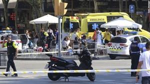 Vụ khủng bố Barcelona: Tập trung điều tra em trai nghi phạm