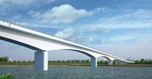 Xây cầu Cửa Hội bắc qua sông Lam