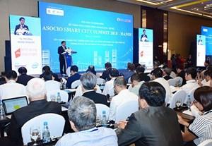 Xây dựng thành phố thông minh, tiện ích, an toàn