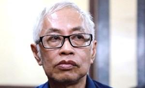 Xét xử phúc thẩm đại án xảy ra tại Ngân hàng Đông Á: Nguyên Tổng Giám đốc DAB nhận tội cho thuộc cấp