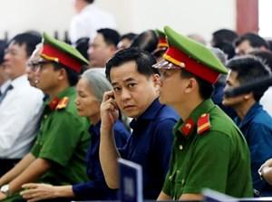 Xét xử phúc thẩm đại án xảy ra tại Ngân hàng Đông Á: Vũ 'nhôm' tiếp tục kêu oan