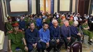 Xét xử vụ án tại Ngân hàng Đông Á: Các bị cáo xin giảm nhẹ hình phạt