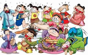 Xét xử vụ tranh chấp bộ truyện tranh 'Thần đồng đất Việt'
