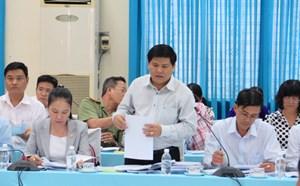 Xử lý nhiều lãnh đạo, cán bộ huyện Hóc Môn