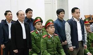 Xử Phan Văn Anh Vũ và các cựu tướng công an: Vũ 'nhôm' lĩnh án 15 năm tù