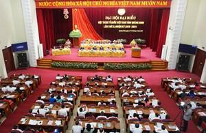 Đại hội đại biểu MTTQ Việt Nam tỉnh Quảng Ninh lần thứ XI