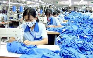 Xuất khẩu dệt may vào Trung Quốc tăng trưởng mạnh