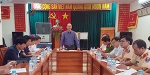 Yêu cầu khẩn trương 'vá ổ gà' trên Quốc lộ 1 qua tỉnh Phú Yên