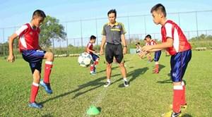 Cơ hội trở thành cầu thủ chuyên nghiệp đẳng cấp quốc tế