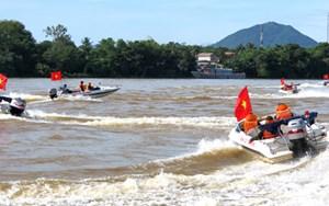 Thừa Thiên-Huế: Diễn tập phòng chống thiên tai